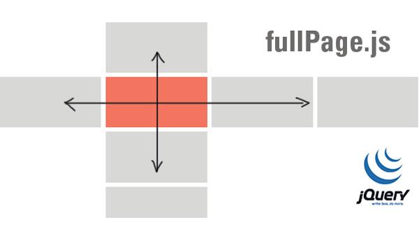 jQuery全屏滚动插件jquery.fullPage.js